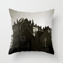 City Chimera Throw Pillow