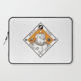 Space Dogs Rocket Corps Laptop Sleeve