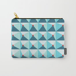 3D movement Carry-All Pouch