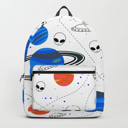 Area 51 picnic ecopop Backpack