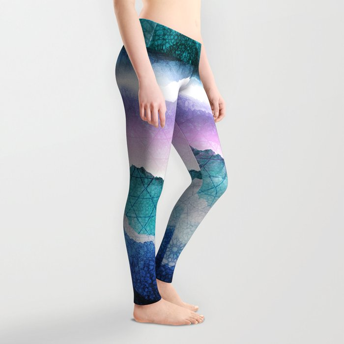 Mountain Dreamscape Leggings