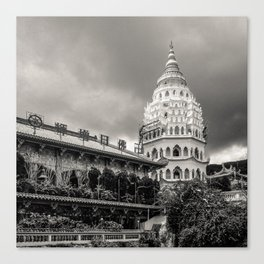 The Pagoda in South East Asia Canvas Print