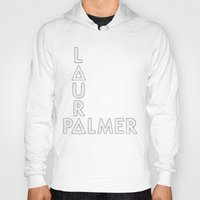 laura palmer Hoodies featuring Bastille - Laura Palmer #2 by Thafrayer
