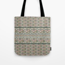 Islamic Art Pattern Tote Bag