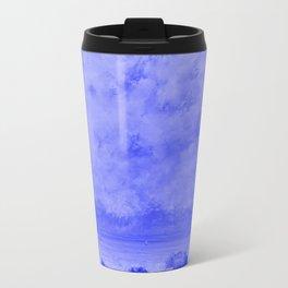 The Black Rocks at Trouville Japanese Porcelain Concept Travel Mug