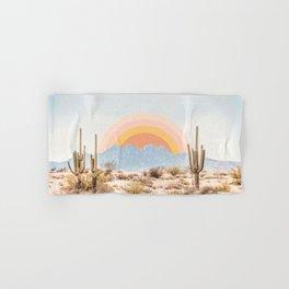 Arizona Sun rise Hand & Bath Towel
