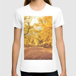 New York City Autumn T-shirt