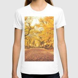 New York City Autumn T-shirt
