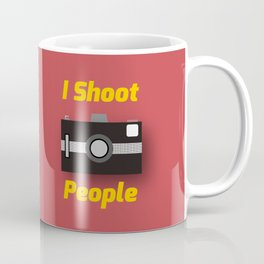 Photographer's Wordplay Coffee Mug