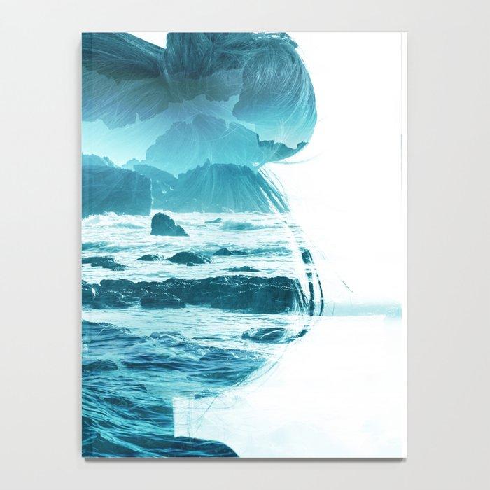 The Sea Inside Me Notebook