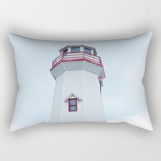 Campbelton Lighthouse Rectangular Pillow