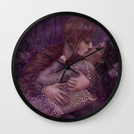 Magic Tales Series - Sleeping Beauty Wall Clock