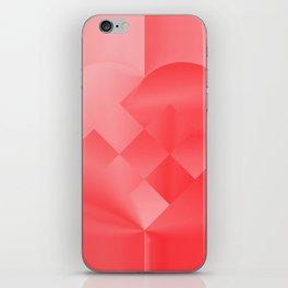 Danish Heart Love iPhone Skin