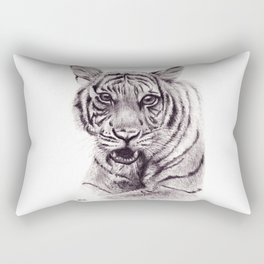 Tiger Rectangular Pillow