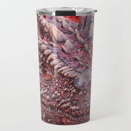 Fire Dragon Travel Mug