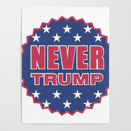 Never Trump Poster
