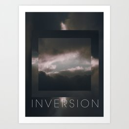 Inversion Art Print