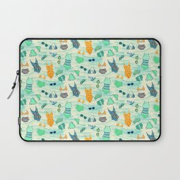 Swimsuits Pattern Laptop Sleeve