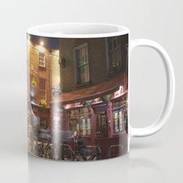 Temple Bar in Dublin Coffee Mug