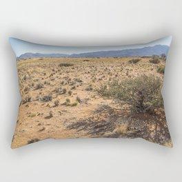Cheetah in the Shade Rectangular Pillow