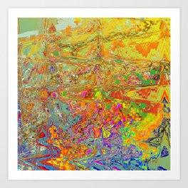 In Depth Art Print