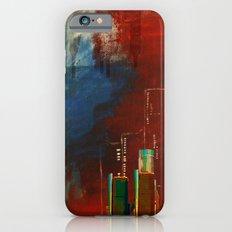 Death of Detriot - Skyline  iPhone 6s Slim Case