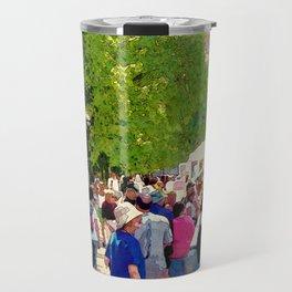 Art Patrons Travel Mug