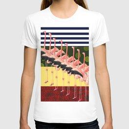 flamingodance T-shirt