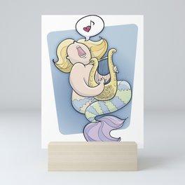 Sirene Mini Art Print