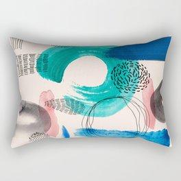 Form Combination P1 Rectangular Pillow