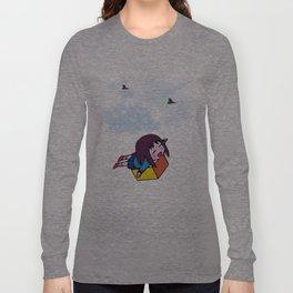 I Wanna Fly Long Sleeve T-shirt