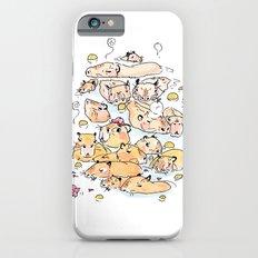 Wild family series - Capybara Slim Case iPhone 6s