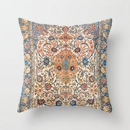 Isfahan Antique Central Persian Carpet Print Deko-Kissen