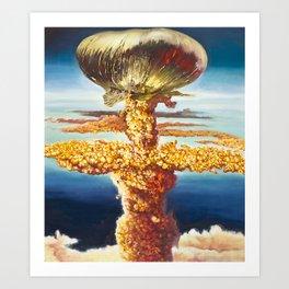 Jiffy Pop Art Print
