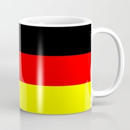 Deutsche Flagge Coffee Mug