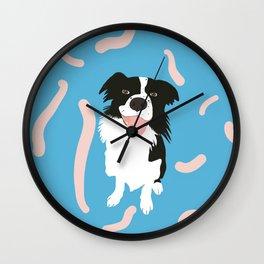 Good Boy Wall Clock