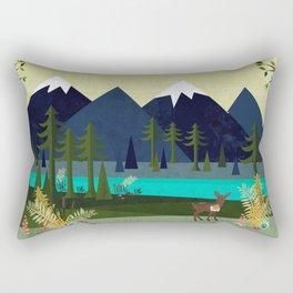 March Rectangular Pillow