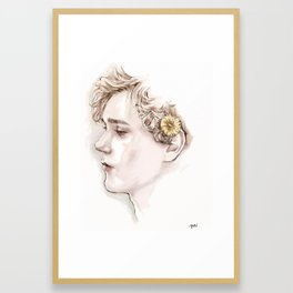 Tarjei Sandvik Moe Framed Art Print