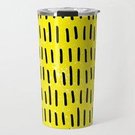 Summer Pattern Travel Mug