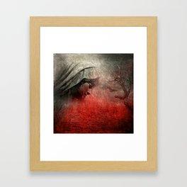 forgotten in time -3- Framed Art Print