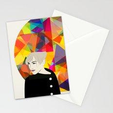 Yesterday Stationery Cards