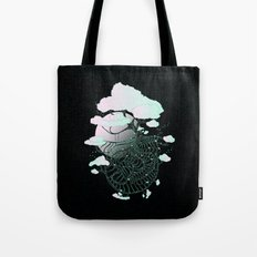 Celestial Tree Tote Bag