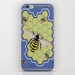 Honeycombs iPhone Skin