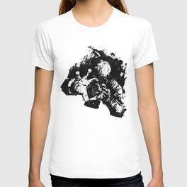 Leroy (Messy Ink Sketch) T-shirt