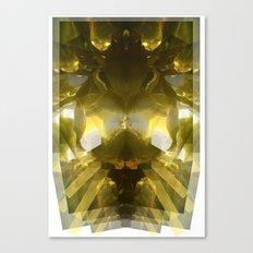 Aquatic Plantlife Canvas Print