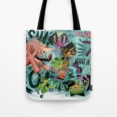 Scott Pilgrim, Fan Art Tote Bag