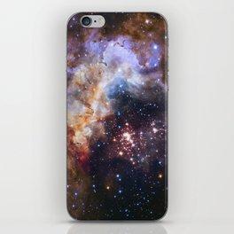 Hubble's 25Th Anniversary  iPhone Skin