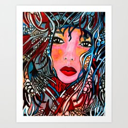 Surrounded by You  #Society6  #buyart  #decor Art Print