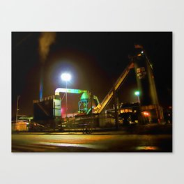 Red Hook 2 Canvas Print