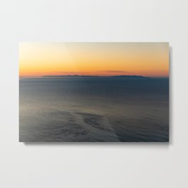 Catalina Island Sunrise Metal Print